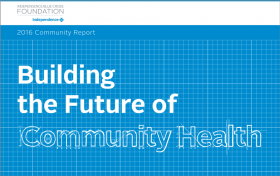 IBC Foundation 2016 Community Report