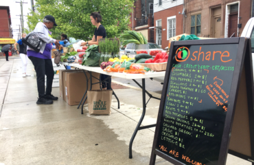 Combatting food deserts in Philadelphia