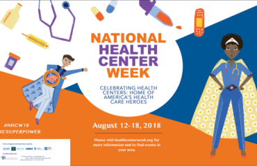 In honor of National Health Center Week, the Independence Blue Cross Foundation highlights the importance of health centers.