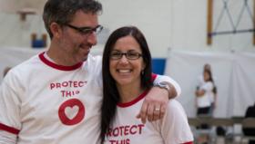 Darren and Phyllis Sudman
