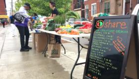 Combatting food deserts in Philadelphia